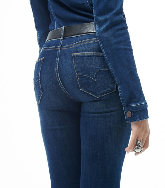 Kato Angel Blue - Slim fit jeans
