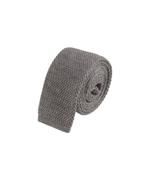 Cravate tricot en laine