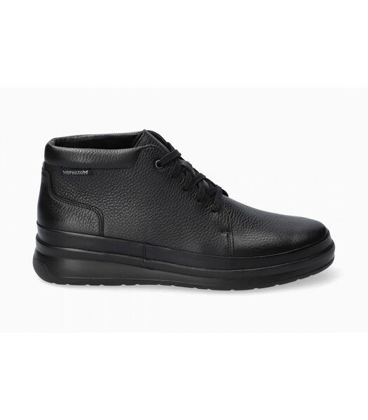 JEFFREY - Sneakers leer