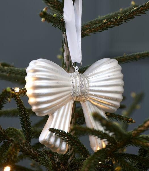 Sparkling Bow Ornament M