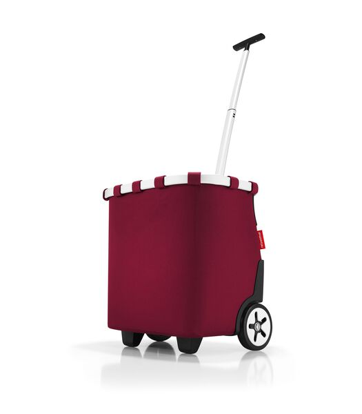 Carrycruiser - Boodschappentrolley - Dark Ruby
