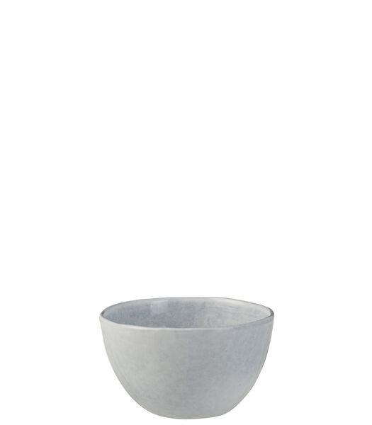 Bol Brillant Ceramique Bleu Large