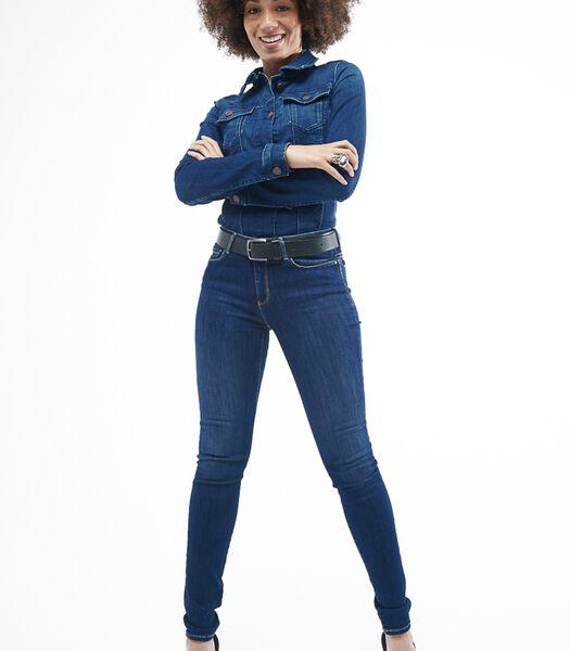 Kato Angel Blue - Slim fit jeans