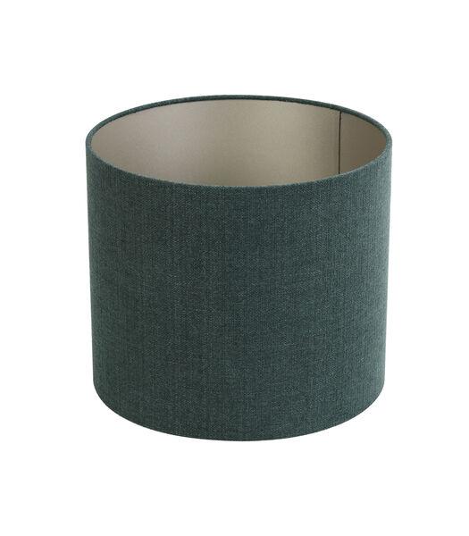 Cilinder lampenkap Emerald - Groen - Ø25x30 cm