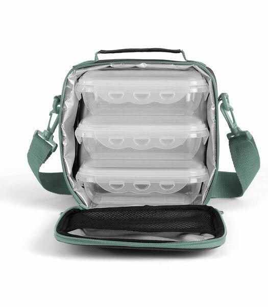 Set isothermische maaltijdtasbox ,lunchbox