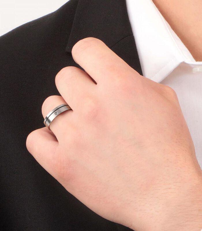 PREPPY stalen ring image number 4