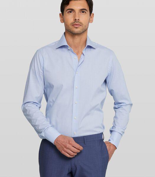 Pied-de-poule-dessin overhemd