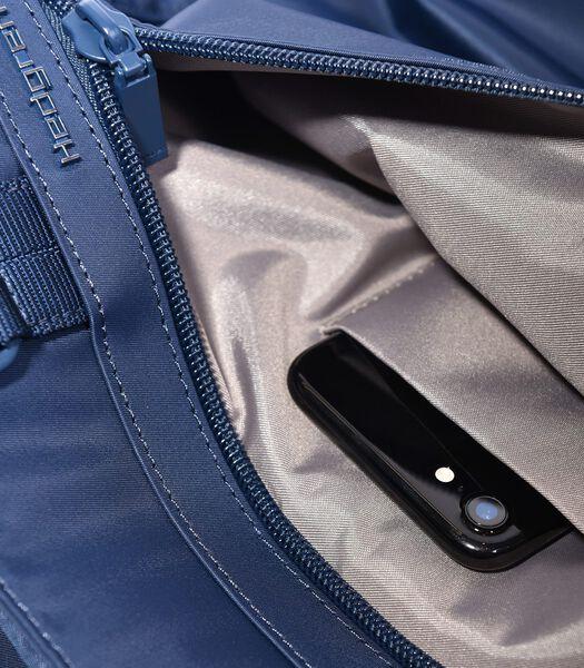"""ELVIRA Grote draagtas 15""""  met twee compartimenten RFID"""