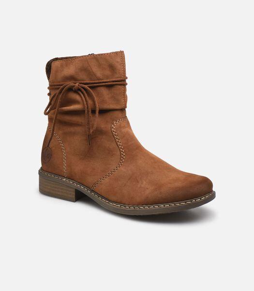 EDITH Boots en enkellaarsjes