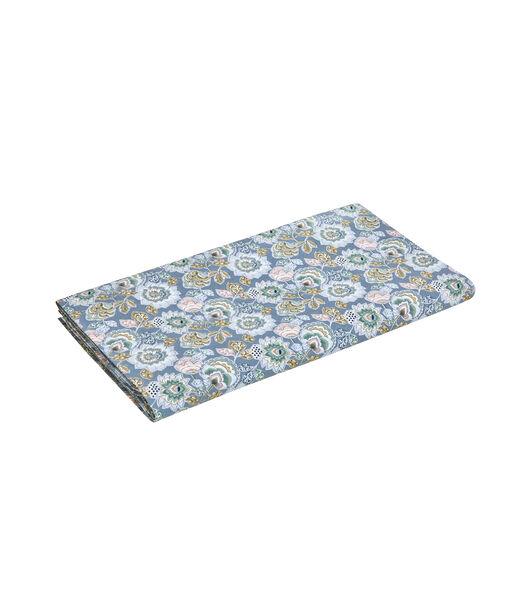 INDIENNES Orage - Drap Percale de coton