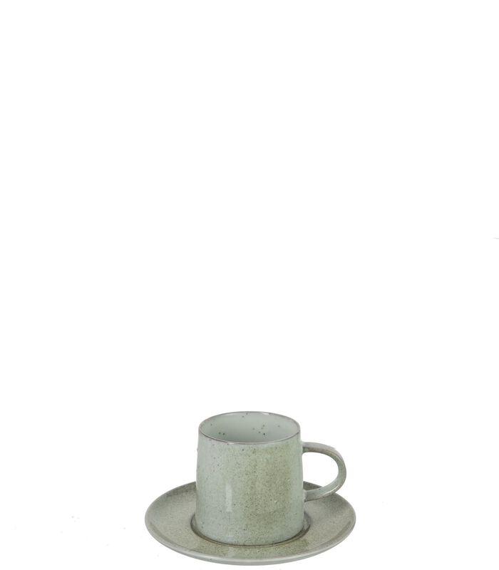 Tas Bord Spikkel Porselein Munt image number 0