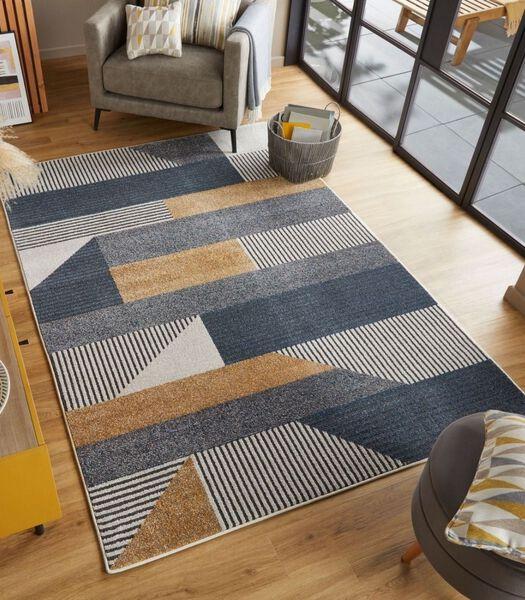 Design woonkamertapijt BRIXON 120x170 cm
