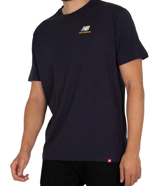 T-shirt décontracté brodé Essentials