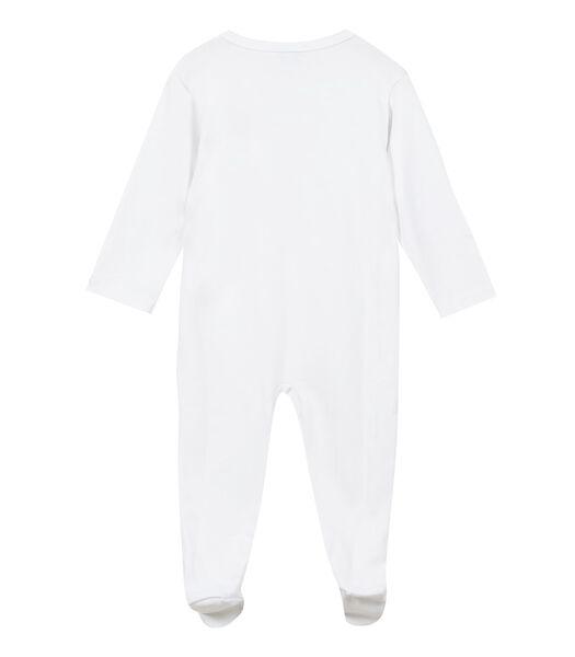 Pyjama met voeten - Panda motief