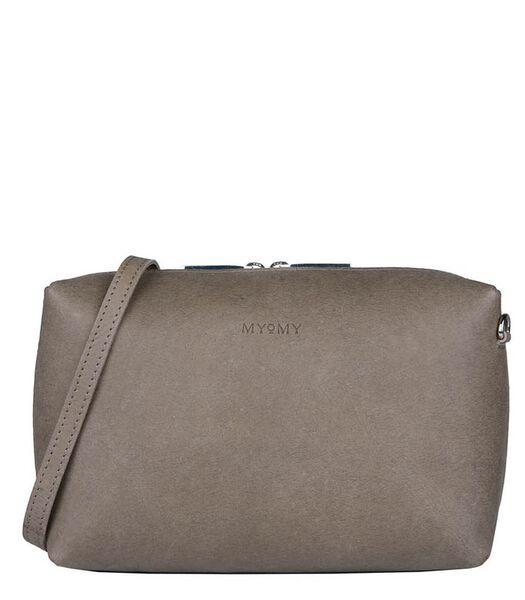 Myomy My Boxy Bag Sac à main chasseur taupe