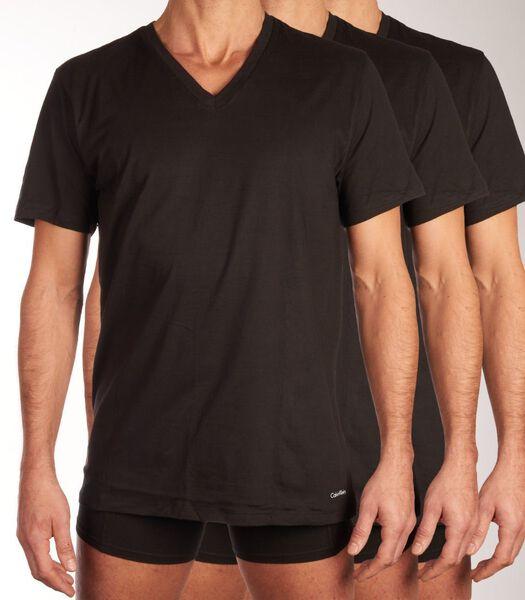 T-shirt 3 pack v-neck