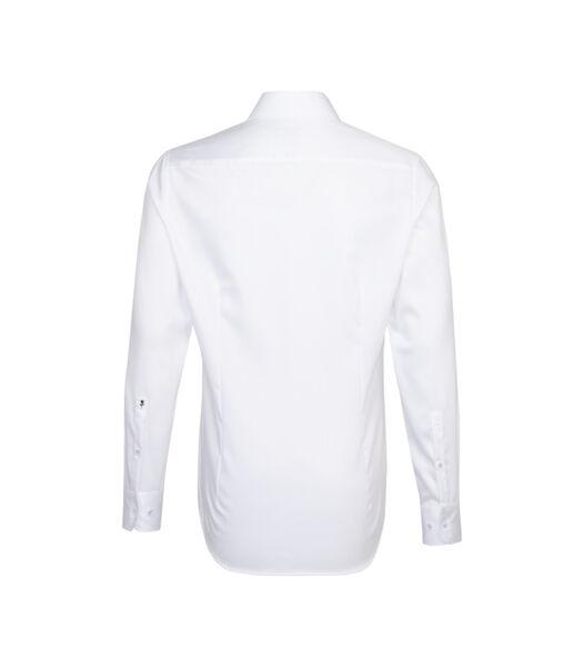 Overhemd Shaped Fit Extra lange mouwen Uni