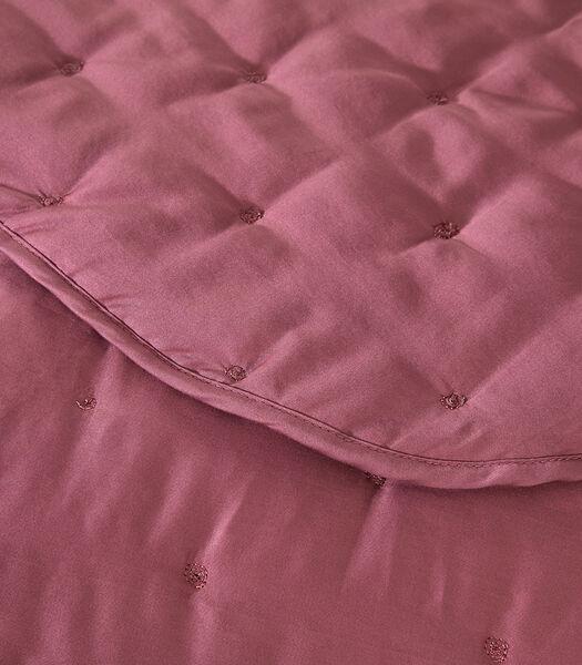 Triomphe - Couvre lit Satin de coton 120 fils