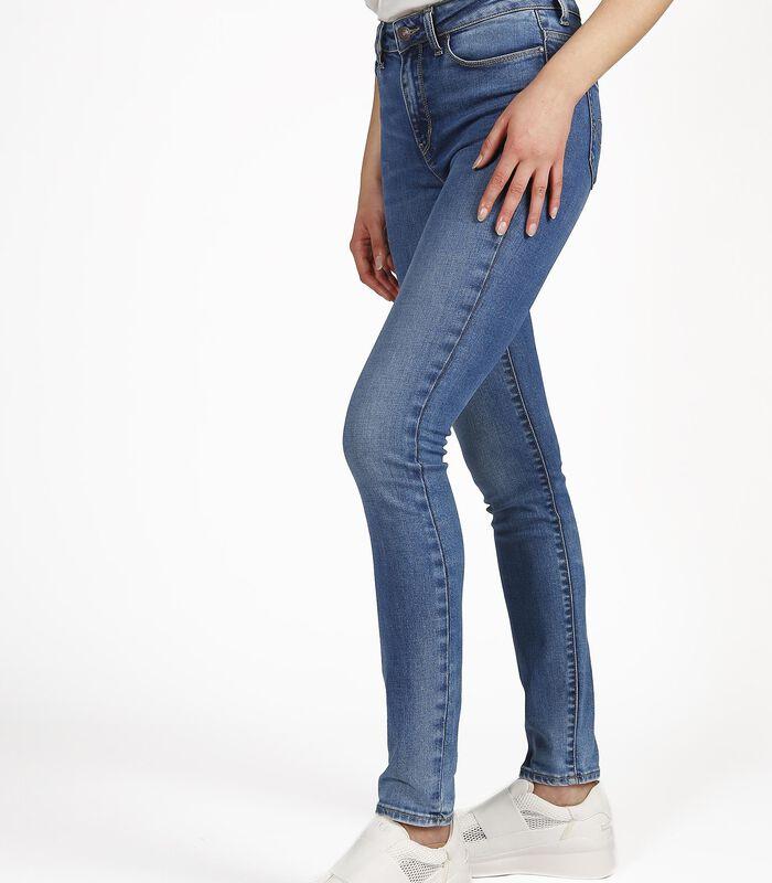 Kenza Midi Sky - Skinny jeans image number 1