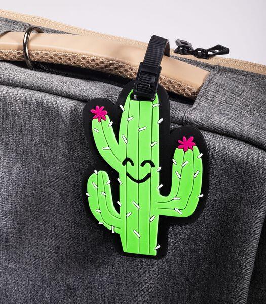 Bagagelabel - Cactus