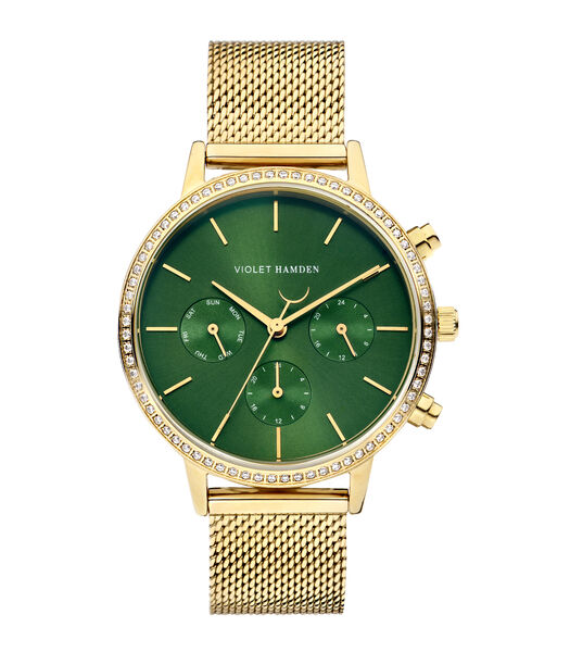 Sunrise Horloge Or VH06010