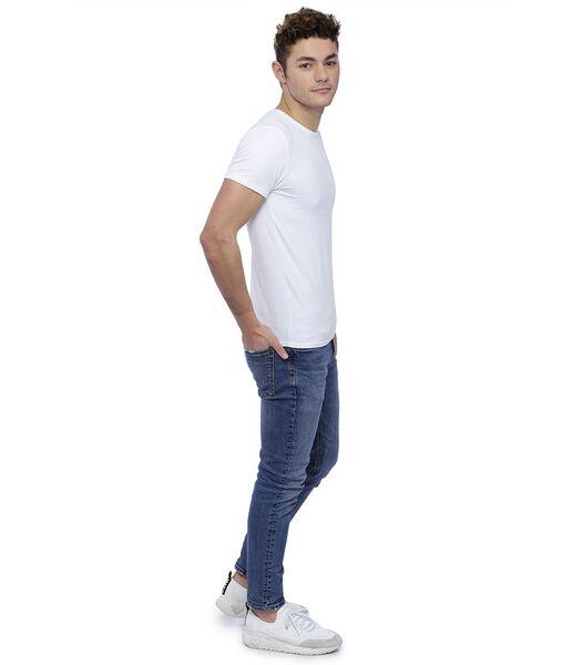 T-shirt col rond manches courtes THOMAS