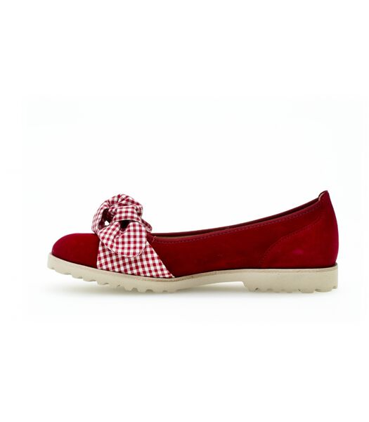 Ballerina's rood