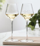 RM White Wine Glass 2 pcs image number 1