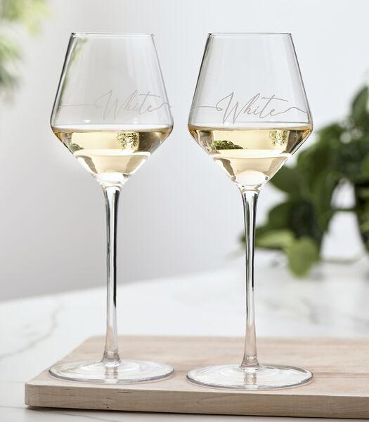 Verre à vin blanc RM 2 pcs