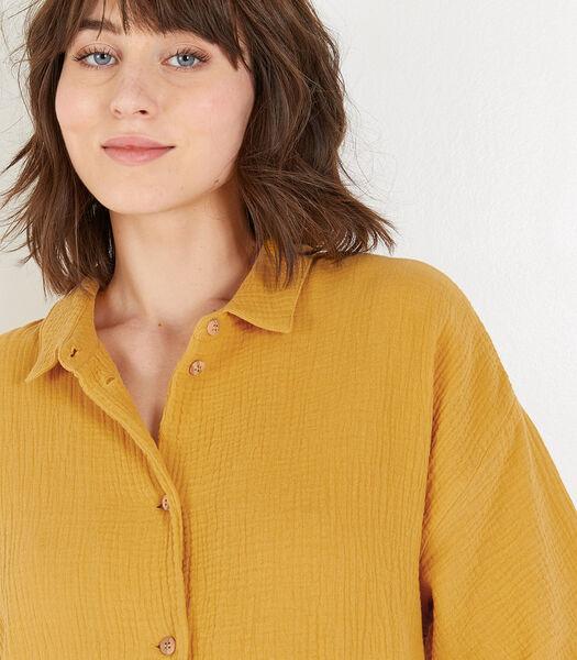 Épice - Homewear hemd katoen