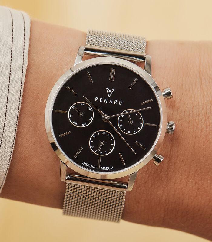 Elite 35.5 Horloge zilverkleurig RB361SS30SS2 image number 1