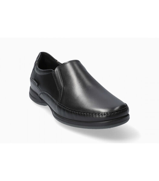 ROBY-Loafers leer