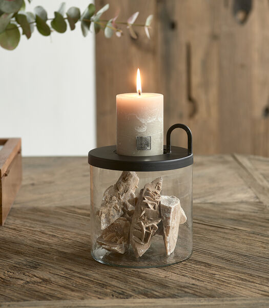 Carnaby Pillar Candle Holder