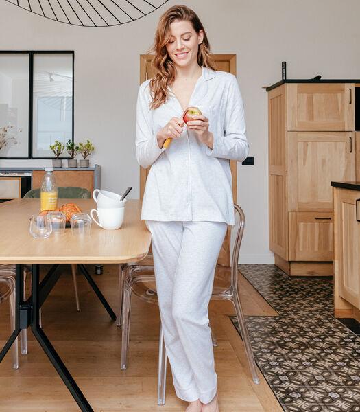 Katoenen jersey pyjamabroek, PÉNÉLOPE
