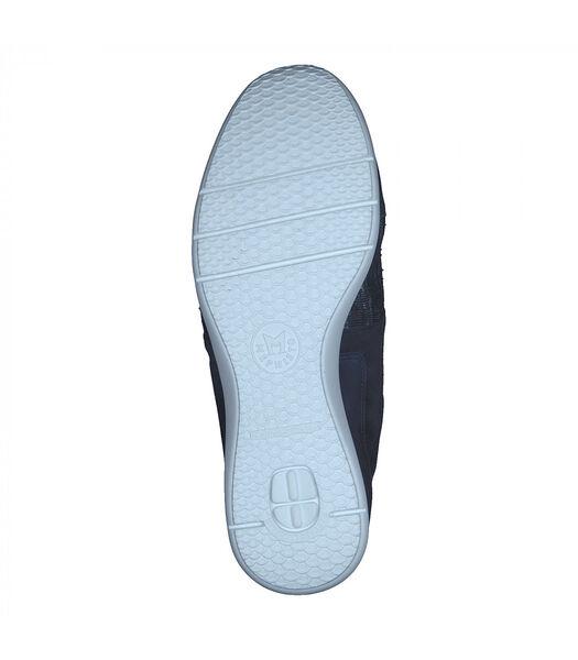 MADALENA-Sneakers leer
