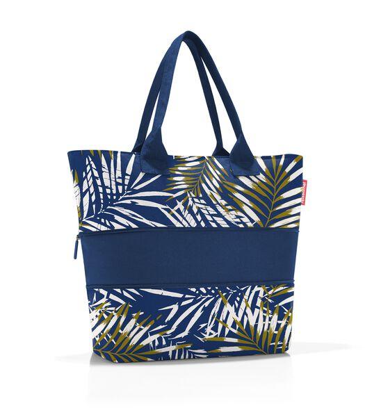 Shopper e1 - Shopper - Jungle Space Blue Blauw