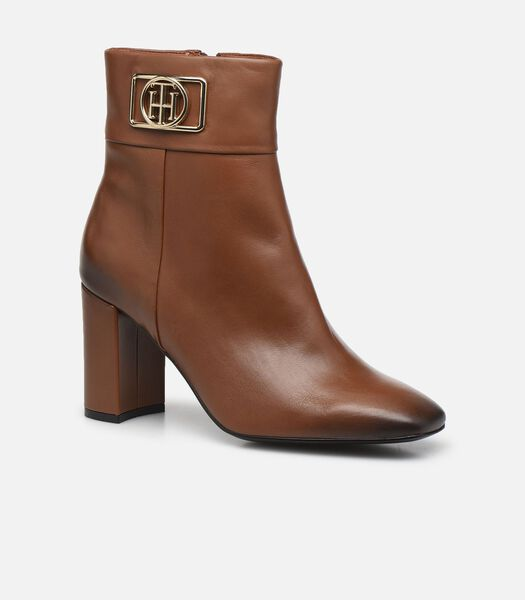 TH HARDWARE SQUARE TOE HEEL BOOT Boots en enkellaarsjes