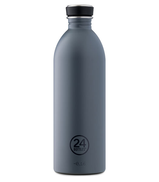 Urban Bottle 1l STONE Formal Grey