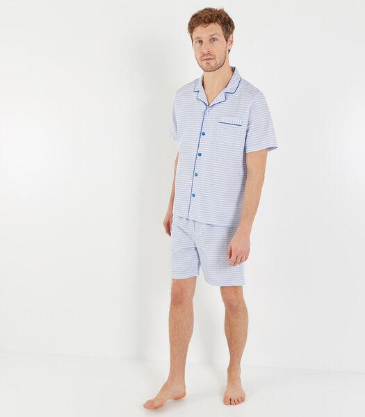 Antoine - Pyjamashort katoen