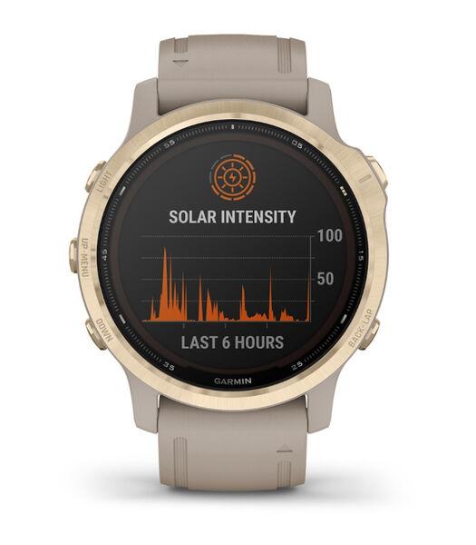 Fenix Smartwatch beige 010-02409-11