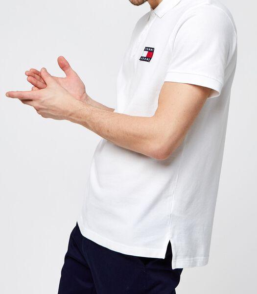 Poloshirt met logo