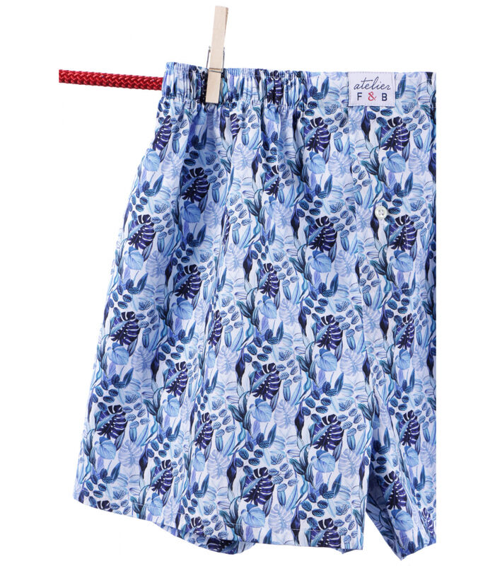 Onderbroek katoen print image number 1