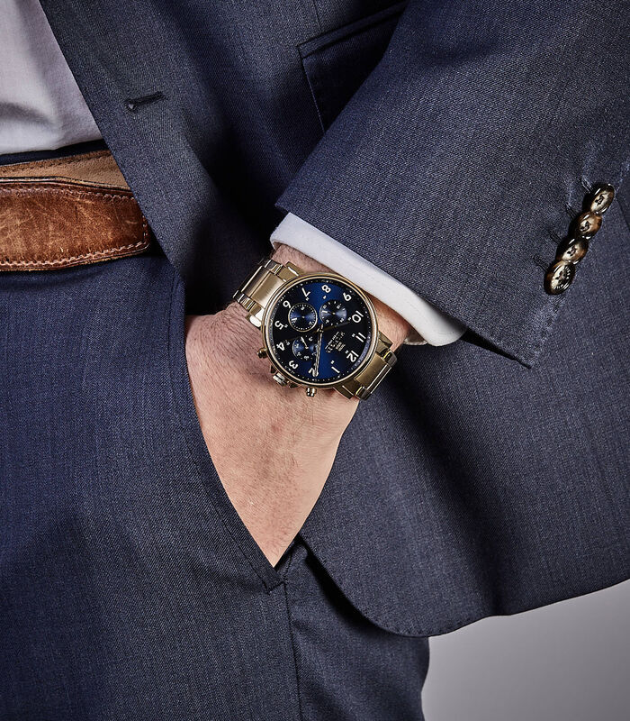 Horloge zwart TH1710384 image number 1