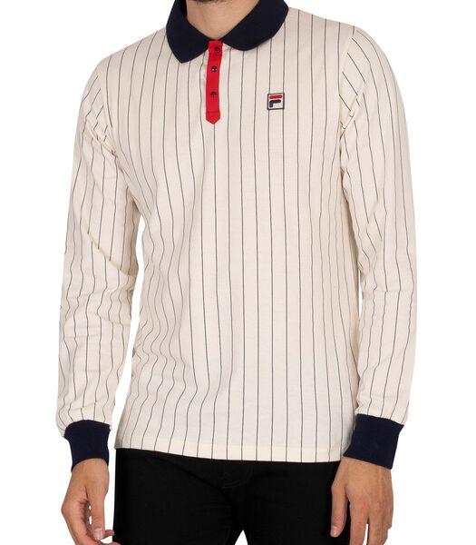 BB2 Poloshirt met lange mouwen