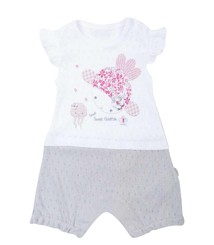 Biologisch katoenen babypakje, Doris image number 0