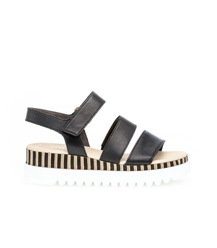 Leren sandalen image number 0