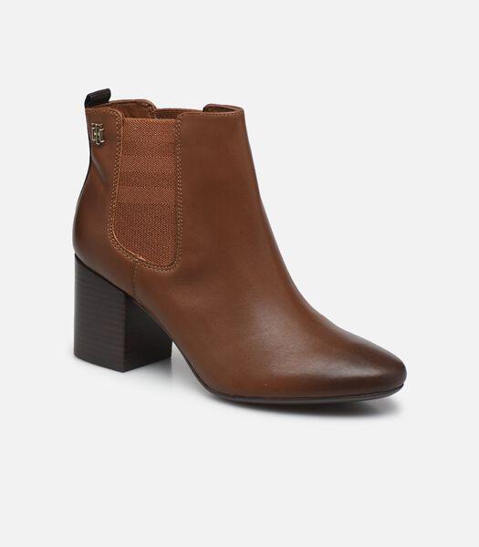 TH ESSENTIALS HIGH HEEL BOOT Boots en enkellaarsjes