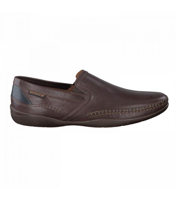 IRWAN-Loafers leer image number 0