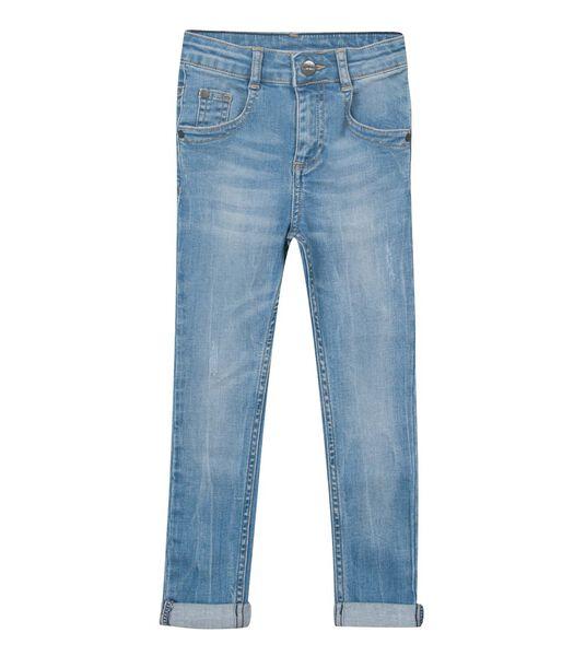 Slim jeans met stretch