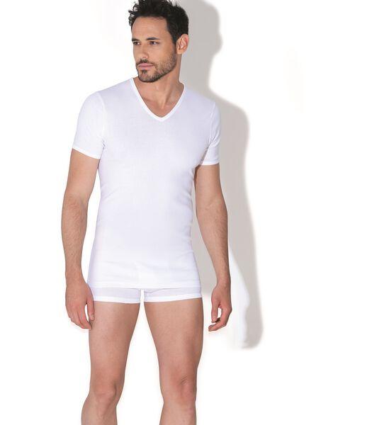 Eminence T-Shirt Pur Coton Hypoallergenique Shirt Col V